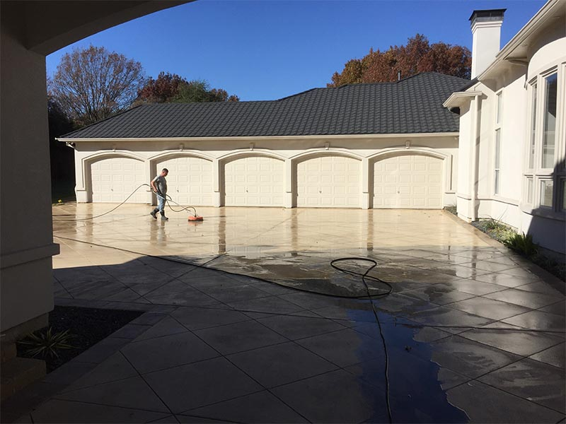 Discover Affordable Routine Pressure Washing Maintenance Packages