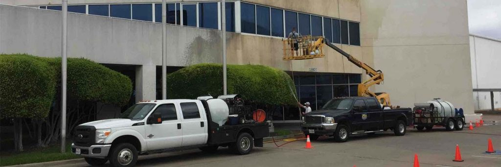 Reasons to Pressure Wash Your Commercial Property